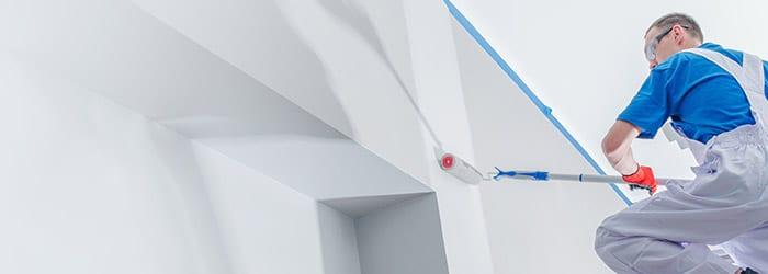 besparen op huis schilder inschakelen