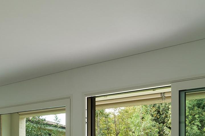 plafond spuiten
